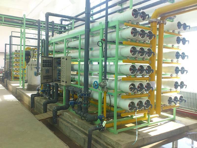 FRP RO Membrane Housing, FRP Precision Filter, DTRO Housing